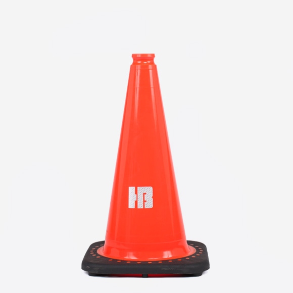 "Hot Bricks 18"" Cone"