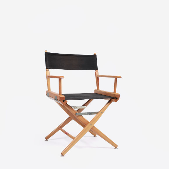 Low Directors Chair