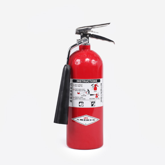 fire extinguisher 5lb abc