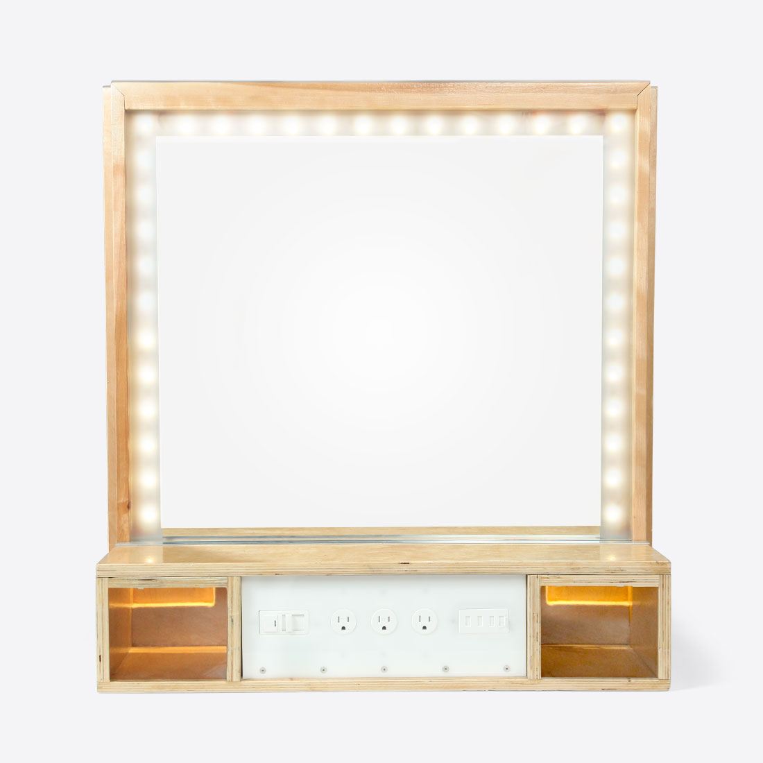 Table Top Make Up Mirror