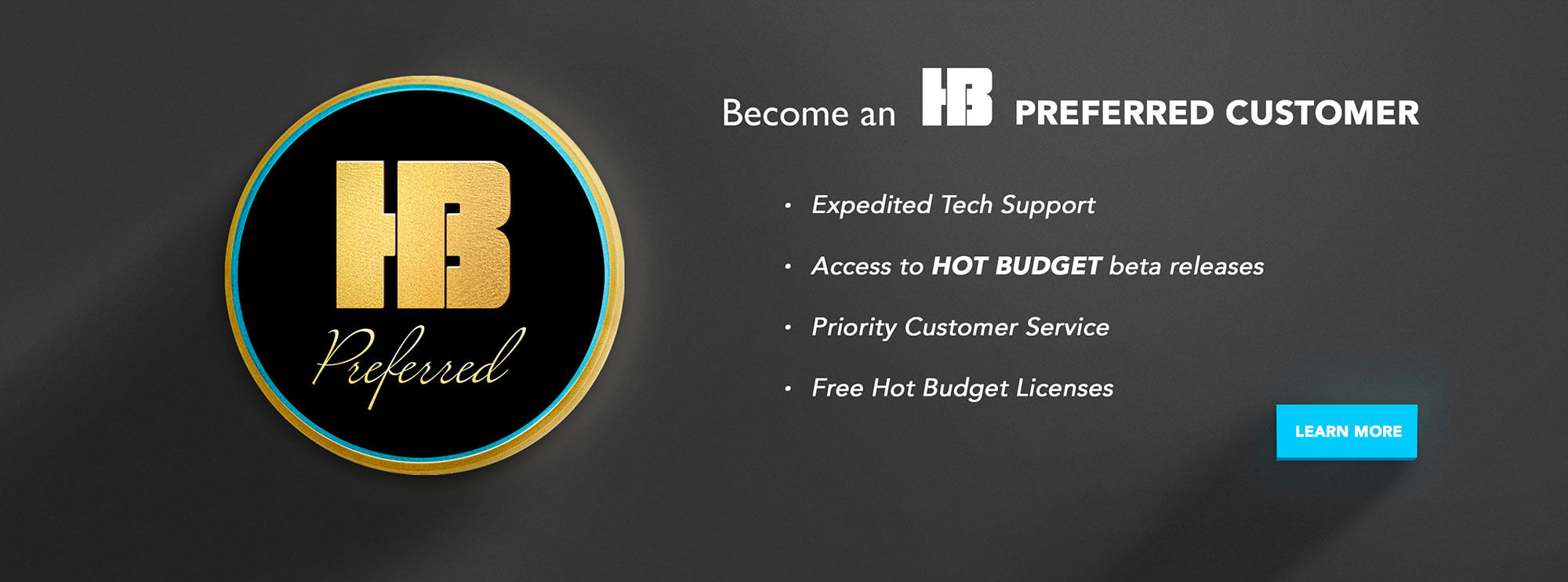 Hot Bricks Preferred Customer - Learn More