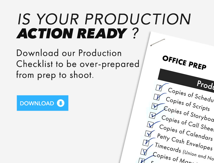 Hot Bricks Action Ready Production Checklist