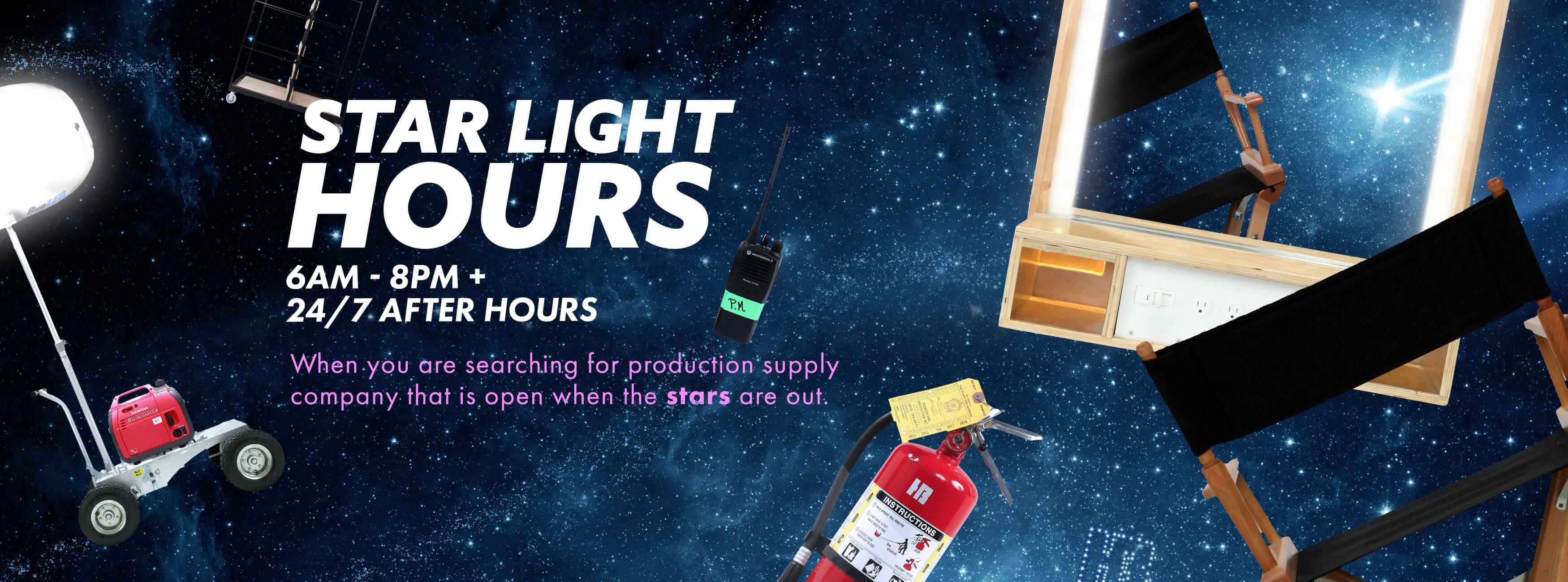 hot bricks starlight hours