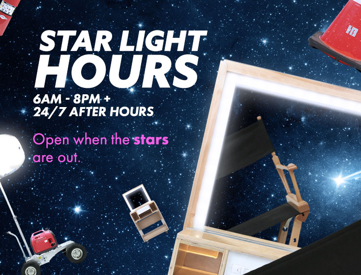 Hot Bricks star light hours