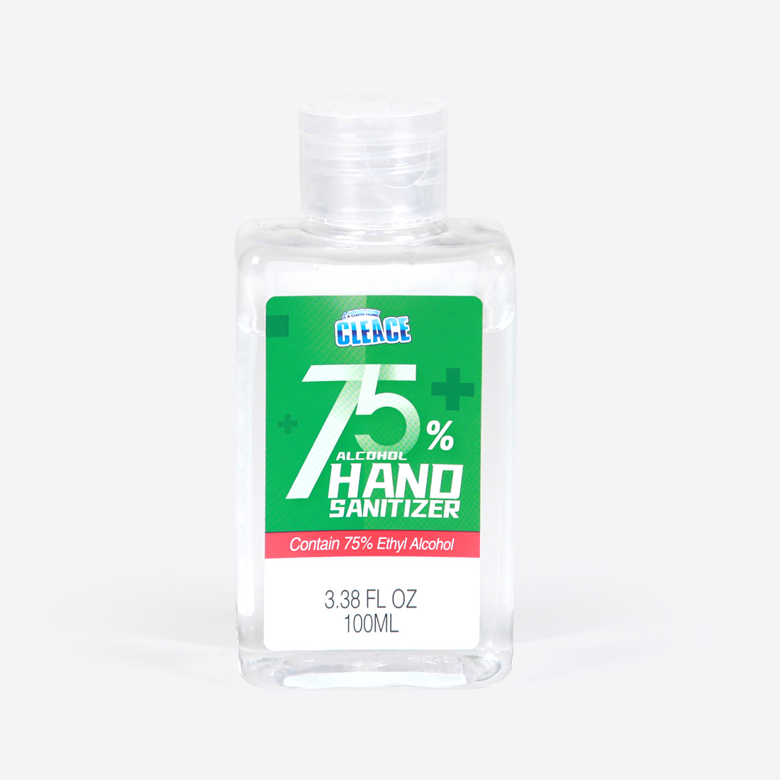 Hand Sanitizer Gel 3.4 oz